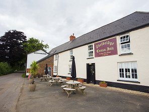Devon Country Inn, Hotel & Restaurant at Thelbridge Cross Inn, nr Crediton, Devon