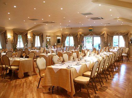 Dukes Function Suite at Thelbridge Cross Inn, nr Crediton, Devon