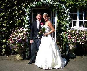 Weddings at Thelbridge Cross Inn, nr Crediton, Devon