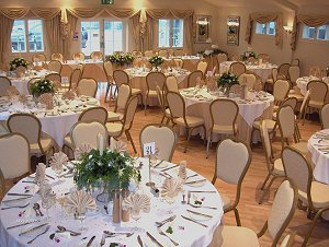 Wedding Receptions at Thelbridge Corss Inn, nr Crediton, Devon